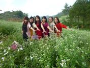 Nguyễn Thị Quỳnh Nga – Giáo viên trường THCS nội trú Huyện Cao Lộc, Lạng Sơn – Tour Mai Mộc 20/11/2014