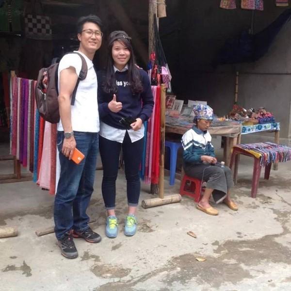 Bạn Nguyễn Ly – Vĩnh Phúc