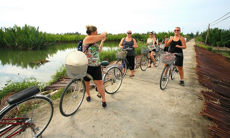 Hoi An Biking Tour 1 Day