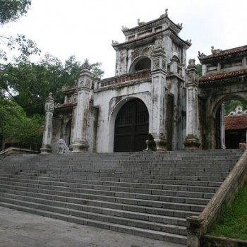 HN – Đền Quán Cháo – Đền Sòng – Đền Bà Triệu – Thiền viện Trúc Lâm Hàm Rồng – HN
