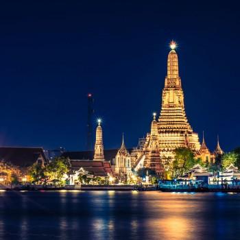 Hà Nội – Bangkok – Pataya ( thăm chợ nổi, du thuyền sông Chao ) 5N4Đ bay VJ