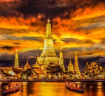 BANGKOK – PATAYA ( lễ hội Té Nước )