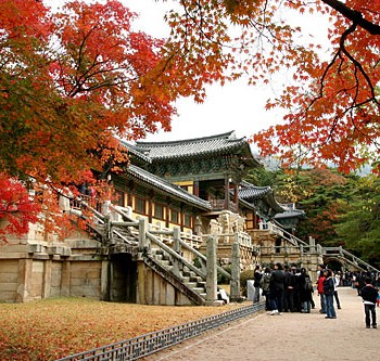 Du lịch Hàn Quốc : Seoul – Jeju – Everland (6N5Đ)