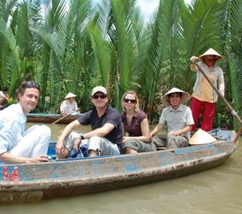 Mekong Delta Fantastic 2 Days (Floating market, homestay & Cycling)