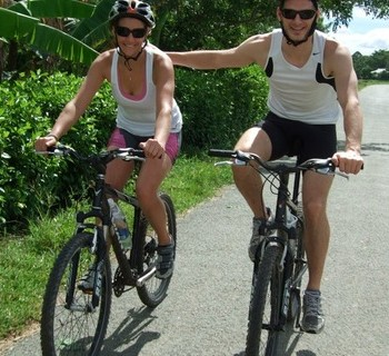 Mekong Delta Easy Cycling Tour 1 Day