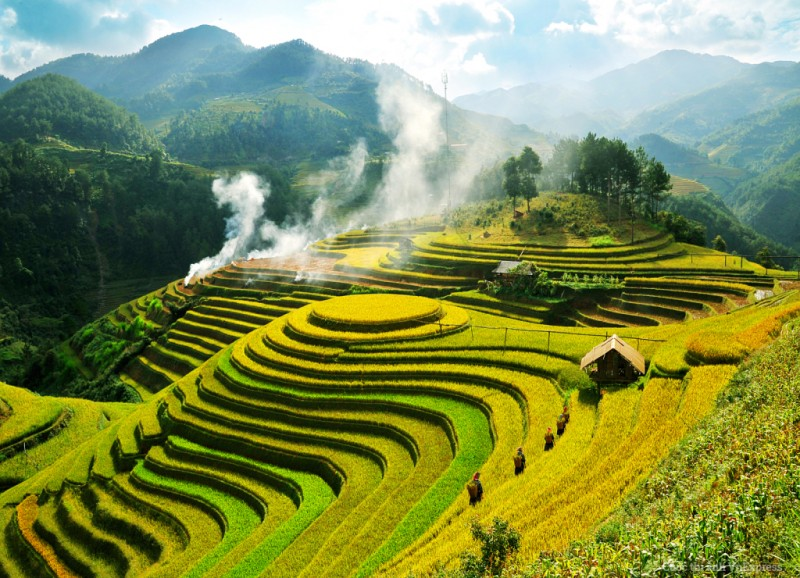 Hanoi – Mu Cang Chai 3 days tour