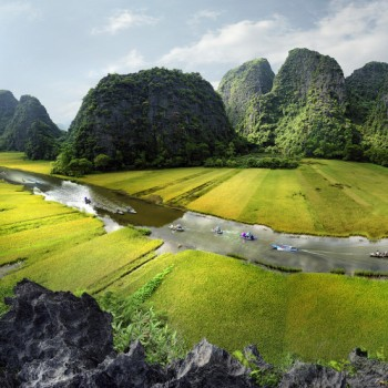 Hoa Lu –  Tam Coc full day trip