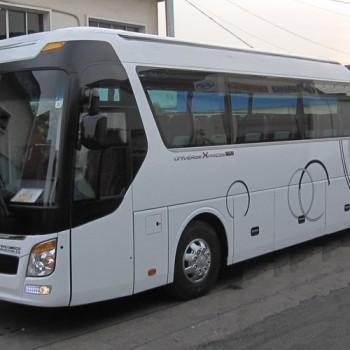 Cho thuê xe Hyundai Universe Luxury 45 chỗ