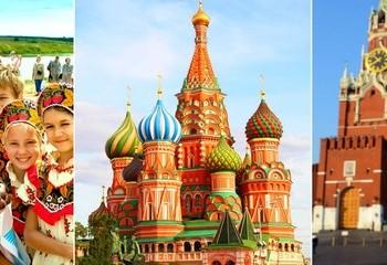Khám phá mùa thu vàng nước Nga : Hà Nội – Matxcova – ST. Petersburg ( 9n8đ)