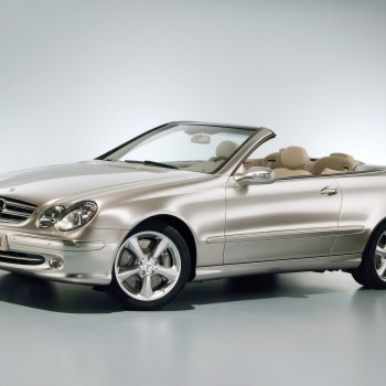 Cho thuê xe cưới Mercedes CLK 320 giá tốt nhất