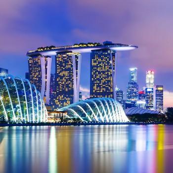 SINGAPORE – MALAYSIA  6n5đ bay VN