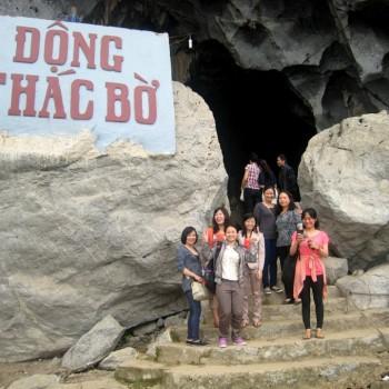 Tour Hà Nội – Thung Nai – Đền Thác Bờ – Mộc  Châu 2 Ngày 1 Đêm