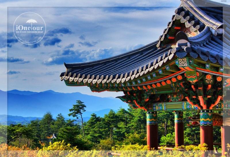ĐẢO JEJU – SEOUL – EVERLAND  – ĐẢO  NAMI ( 6n5d) bay Jeju air