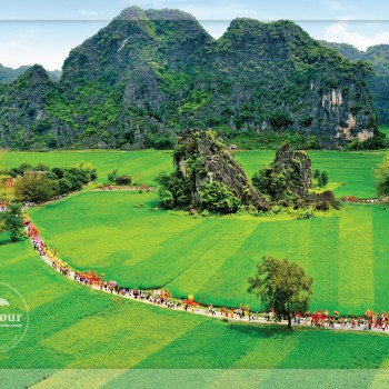 TOUR Du lịch Bái Đính – Tràng An 1 Ngày