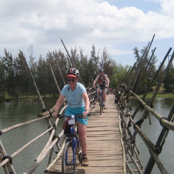 Ho Chi Minh City – Mekong Delta Biking Tour 2 Days/ 1 Night