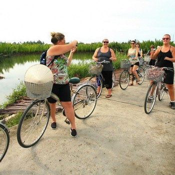 Hoi An Biking Tour 1 Day
