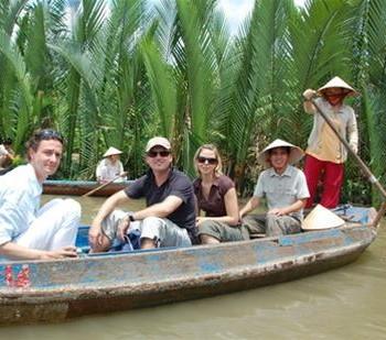 Mekong Delta Fantastic 2 Days (Floating market, homestay & Cycling)
