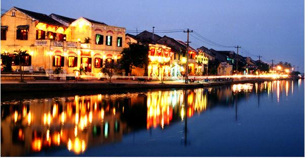 Hue Citadel Hoi An Ancient Town Phong Nha Cave