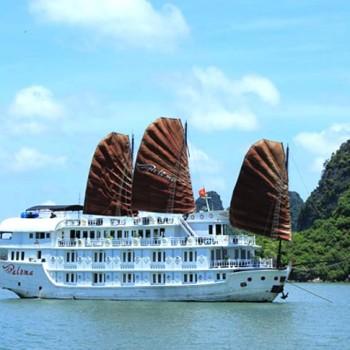Halong Bay 2 Days – 1 Night On PALOMA Cruise