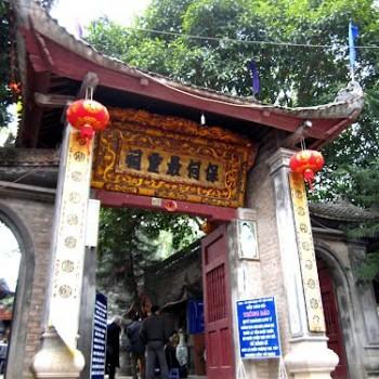 HN – Đền Ông Bảy – Đền Thượng Lào Cai – Đền Mẫu Sapa