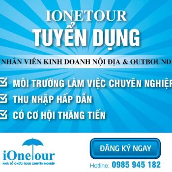 Tuyển dụng nhân viên kinh doanh du lịch tại Hà Nội