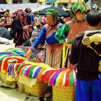Sapa – Bac Ha Market 5 days 4 nights
