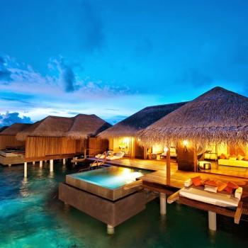 TOUR Thiên Đường Biển Maldives 5 Ngày 4 Đêm